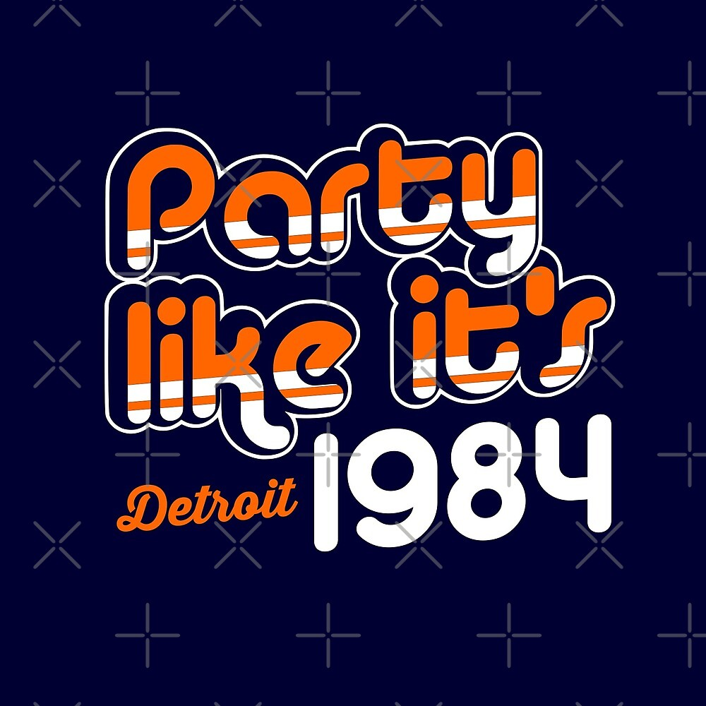 Party Like It's 1984 by thedline