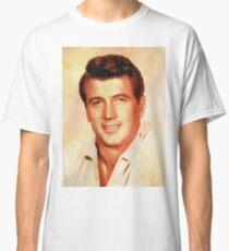 Rock Hudson Hollywood Actor Classic T-Shirt