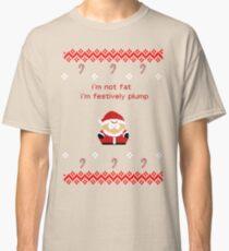 Festively Plump v.2 Classic T-Shirt