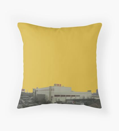 OBI Throw Pillow