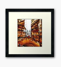 st. paul cathedral in London Framed Print