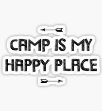 CAMP stickers Sticker