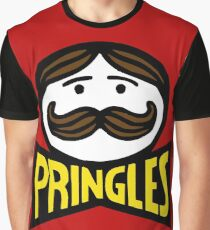 PRIMUS Pringles tee rock band Les Claypool Graphic T-Shirt