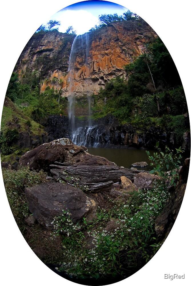 Purlingbrook Falls by BigRed