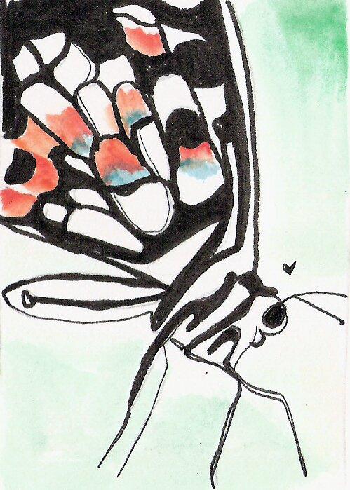 Butter Flutter by art4friends