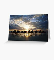 broome Greeting Card