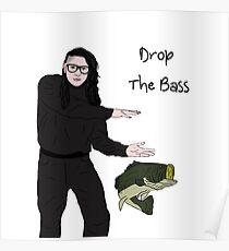Drop The Bass Poster