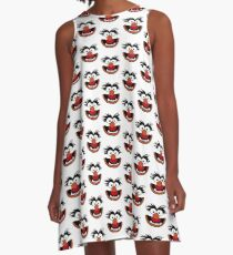 Animal Muppet  tshirt A-Line Dress