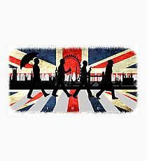 221B Abbey Road (Version One) Photographic Print