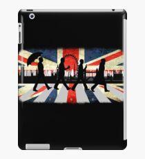 221B Abbey Road (Version One) iPad Case/Skin