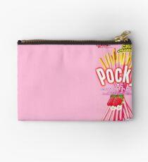 POCKY Strawberry Flavour Studio Pouch