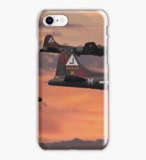 B17 - Sunset Home iPhone Case/Skin