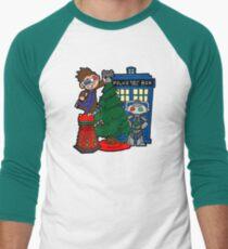 Tenth Christmas! Men's Baseball ¾ T-Shirt