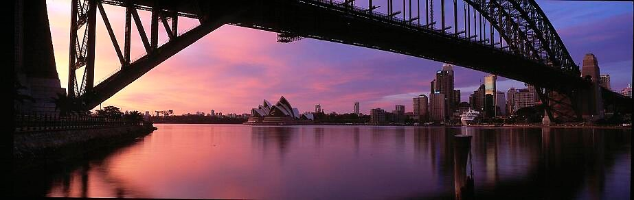 Sydney Splendour by Adam Crews