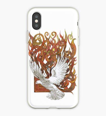 Spirit of God iPhone Case