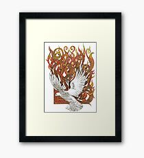 Spirit of God Framed Print