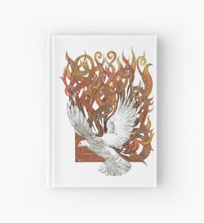 Spirit of God Hardcover Journal
