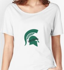 Spartans Women's Relaxed Fit T-Shirt