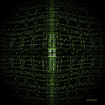 Alien Lights by JLHDesign