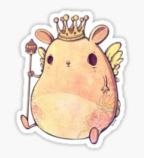Prince Angel of Bunnyland Sticker