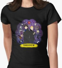 Deduce Women's Fitted T-Shirt