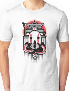 Spirited Haku and Chihiro Unisex T-Shirt