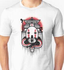 Spirited Haku and Chihiro T-Shirt