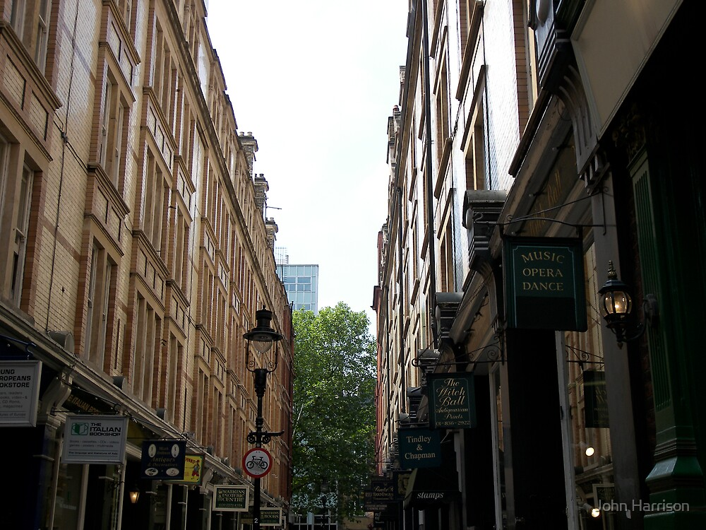 The Streets of London by John Harrison