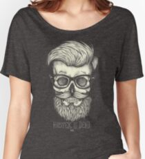 Hipster is Dead II Women's Relaxed Fit T-Shirt