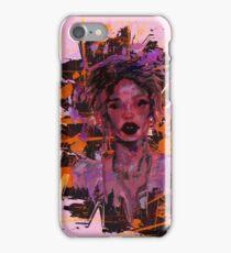 I girl iPhone Case/Skin