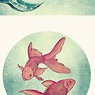Goldfishes by mikekoubou