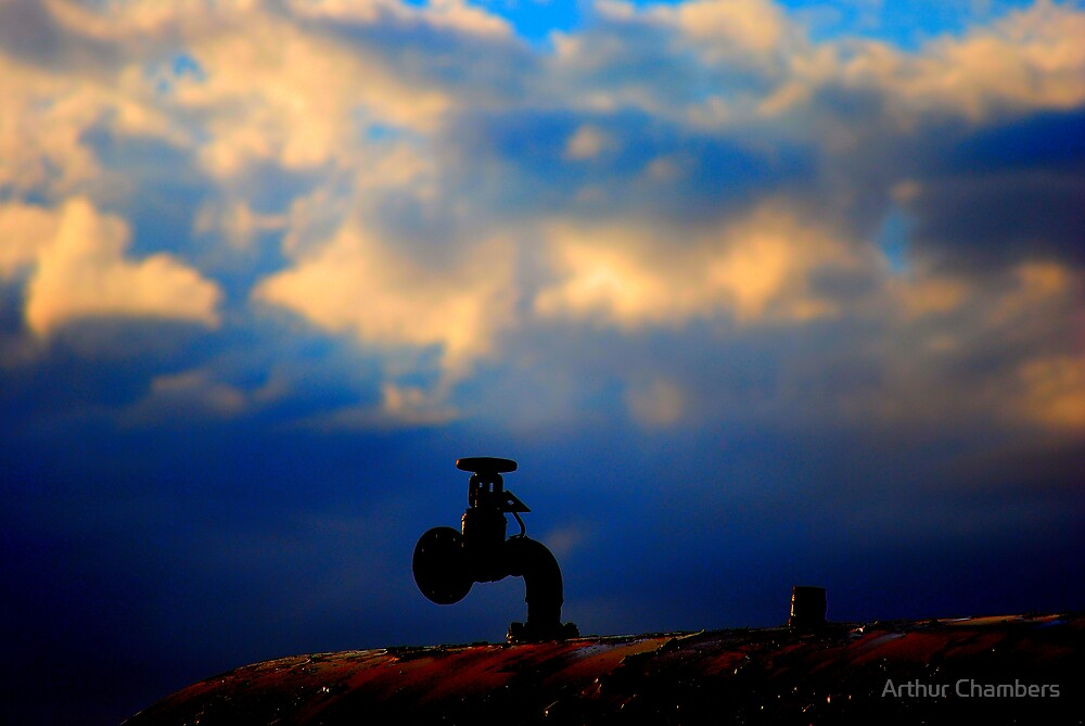 Tank top.......... by Arthur Chambers