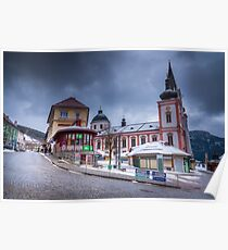 Mariazell, Austria Poster