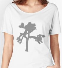 The Joshua Tree (white) Women's Relaxed Fit T-Shirt