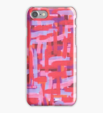 1602 - Pretty Much Mostly Red iPhone Case/Skin