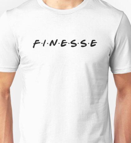 Finesse Logo - Friends Design Unisex T-Shirt
