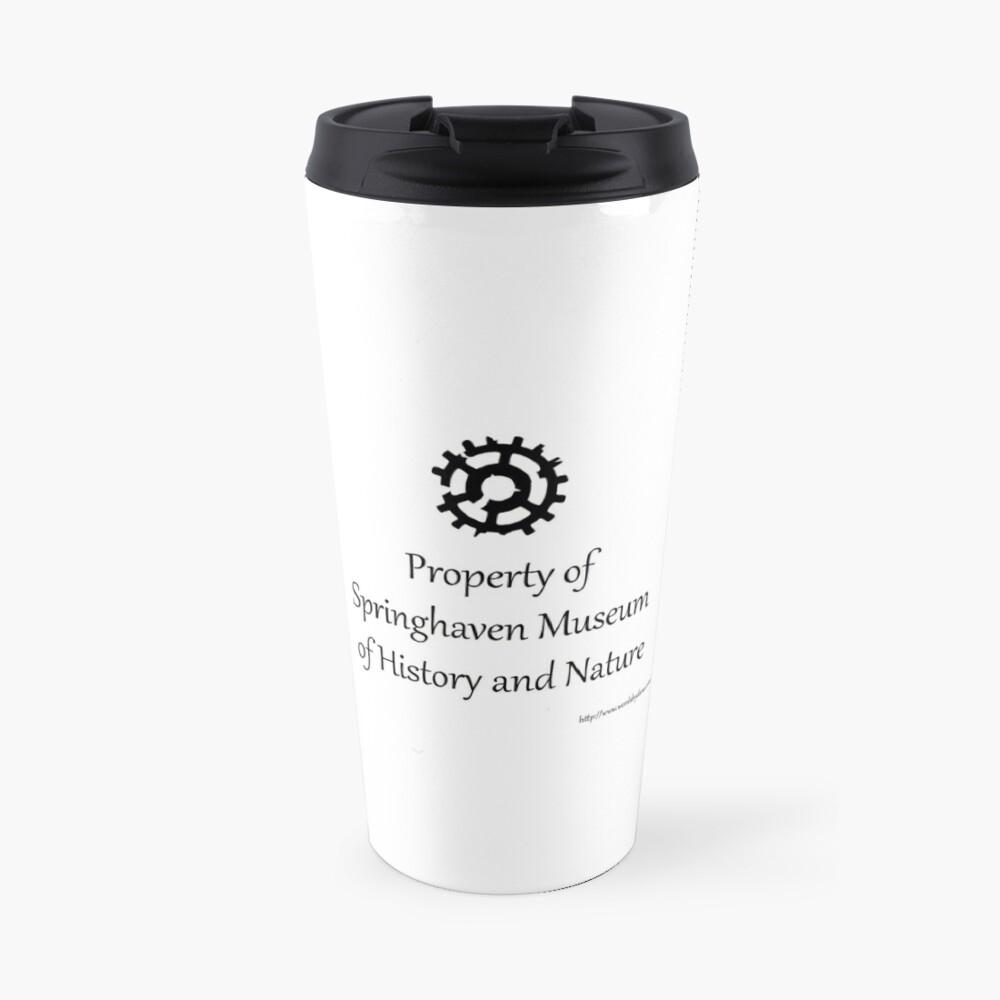 Broken Gears - Official Series Merch Travel Mug