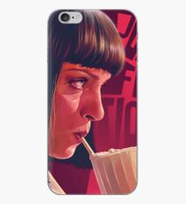 Mia Wallace Milkshake iPhone Case