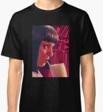 Mia Wallace Milkshake Classic T-Shirt