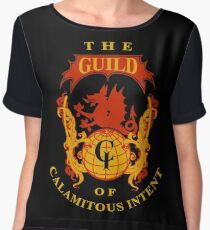 The Guild of Calamitous Intent - The Venture Brothers Chiffon Top