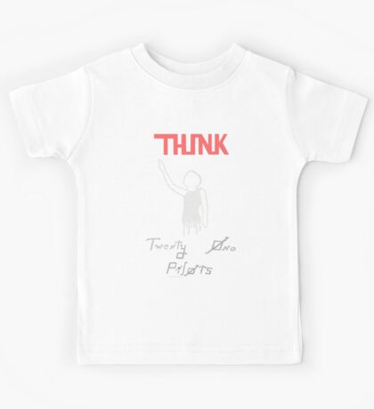 Twenty one pilots Kids Tee