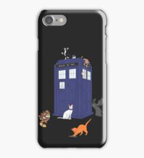 Doctor Who: Cats iPhone Case/Skin
