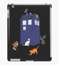 Doctor Who: Cats iPad Case/Skin