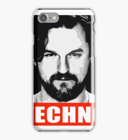 Obey Techno iPhone Case/Skin