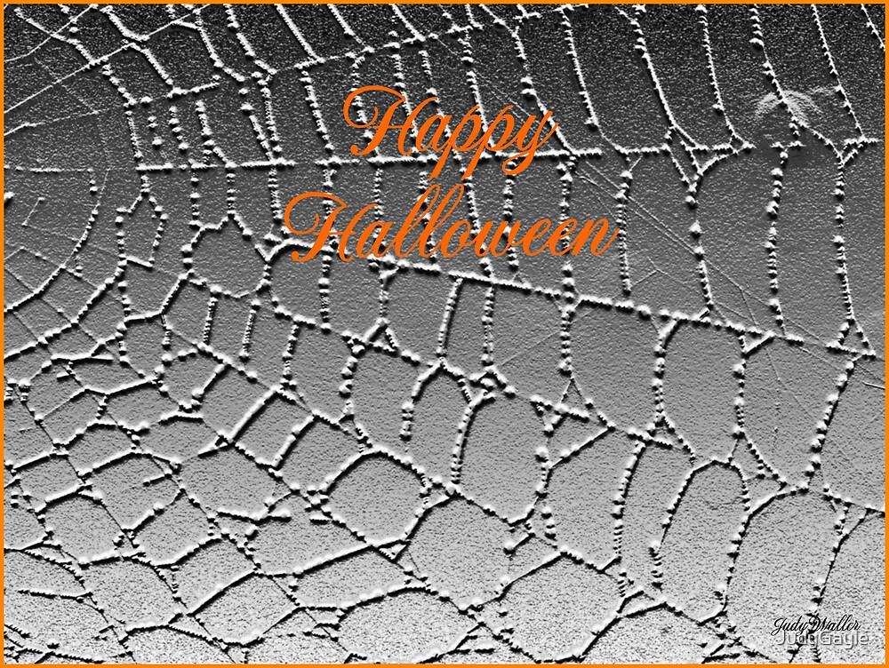 Happy Halloween by Judy Gayle Waller