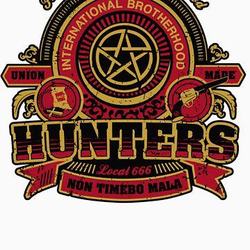 International Brotherhood of Hunters by frauholle