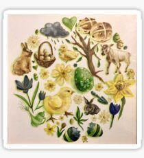 Springtime  Sticker