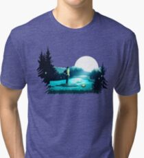 Lost in the Moment Tri-blend T-Shirt