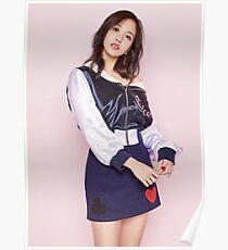 Mina (Knock Knock Ver.) - TWICE Poster