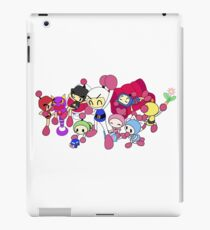 Super Bomberman R - Bomberman and Friend!  iPad Case/Skin
